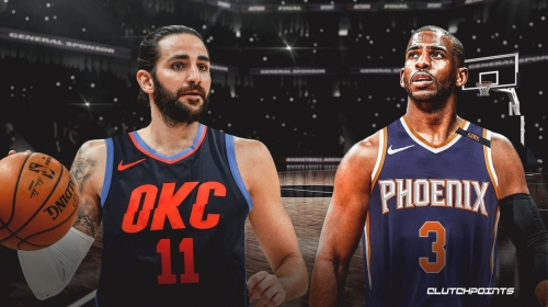 Ricky Rubio is upset Suns traded him to Thunder for Chris Paul