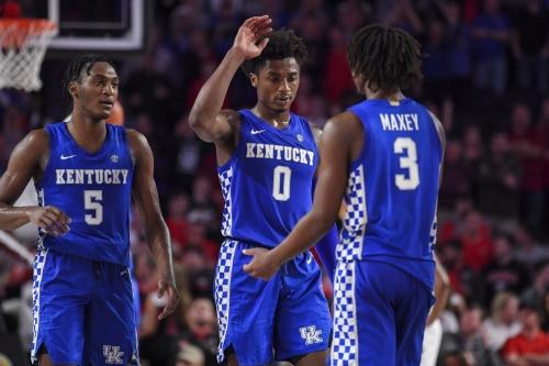 Kentucky Wildcats in the NBA Draft Tracker
