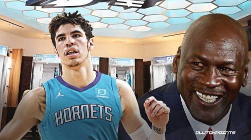 LaMelo Ball selected by Hornets with No. 3 pick in 2020 NBA Draft