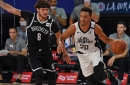 BROOKLYN NETS TRADE NO. 19 PICK TO CLIPPERS FOR LANDRY SHAMET IN THREE-WAY DEAL