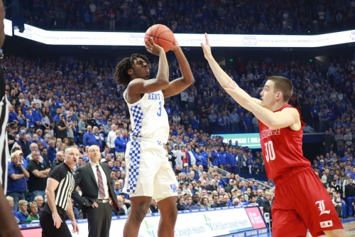 Tyrese Maxey drafted by 76ers in 2020 NBA Draft