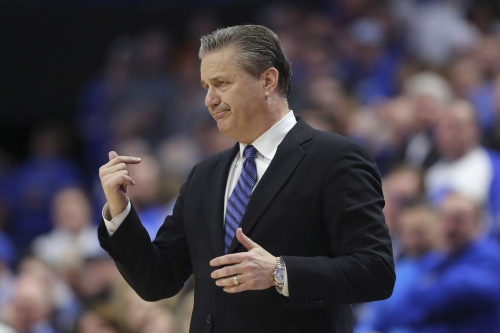 Impressive NBA Draft streaks for Kentucky (and blue bloods) have come to an end
