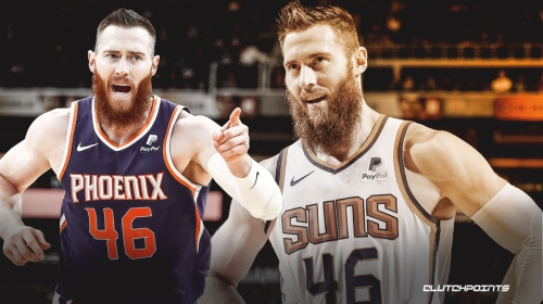 RUMOR: Aron Baynes expected to leave Suns in free agency