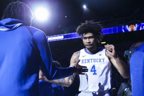 Hornets trade for Nick Richards in 2020 NBA Draft