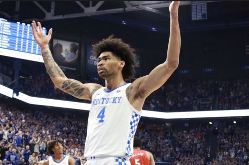 Nick Richards drafted by Pelicans and traded to Hornets
