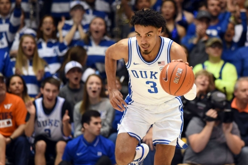 The Spurs play it safe by drafting Tre Jones in the second round