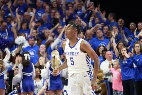 Twitter reactions to Kentucky's NBA Draft night
