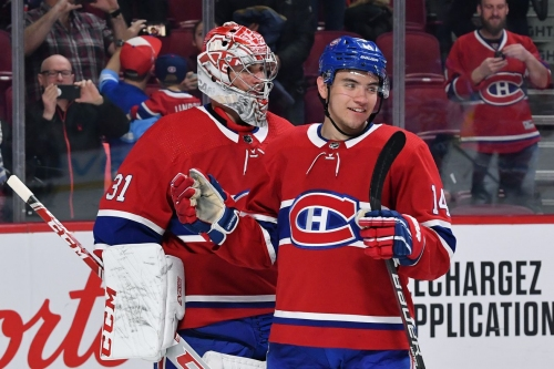 Links: Canadiens sitting pretty while other clubs deal with salary cap