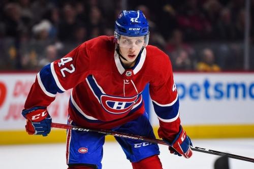 2020 Canadiens Top 25 Under 25: #17 Lukas Vejdemo