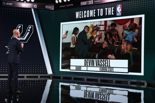 Reflections on the Spurs Draft night