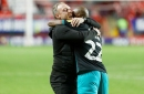 Steve Cooper responds to Derby job links as he gives Ayew and Guehi updates