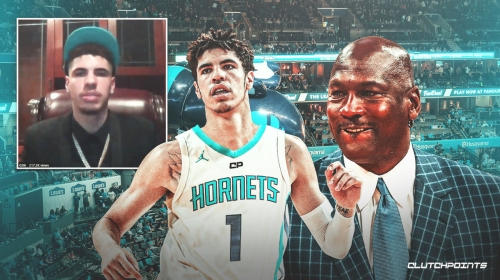 Video: LaMelo Ball speaks out on potentially being franchise player for the Hornets