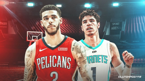 Lonzo Ball issues warning to LaMelo Ball about their inevitable first meeting in the NBA