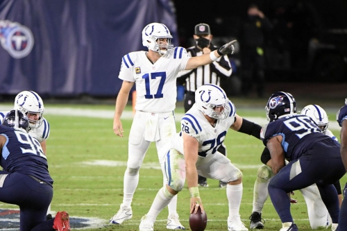 Behind Enemy Lines: Scouting notes from the Indianapolis Colts' last game