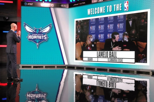 Hornets receive universal acclaim for their draft picks