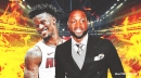 Heat star Jimmy Butler joins Dwyane Wade with new shoe endorsement
