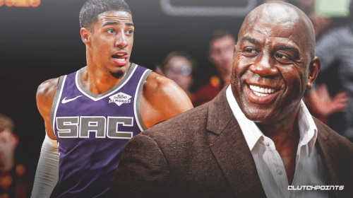 Magic Johnson gives Kings rookie Tyrese Haliburton his seal of approval, 'Little Magic' nickname