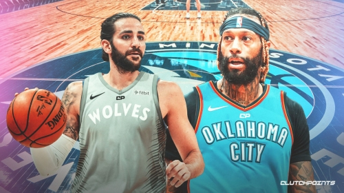 James Johnson traded to Thunder in Ricky Rubio Timberwolves deal after exercising $16 million option