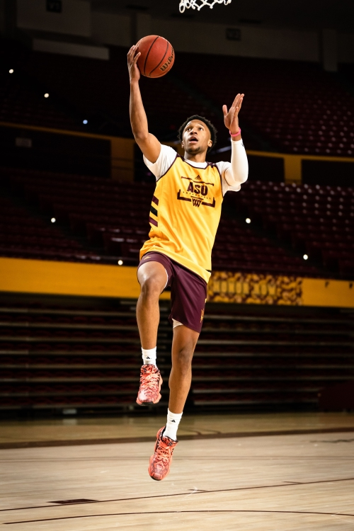 Newcomer Marcus Bagley excited about teaming up with Josh Christopher, being part of Sun Devil program