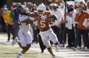 Texas RB Bijan Robinson showing 'steady improvement'