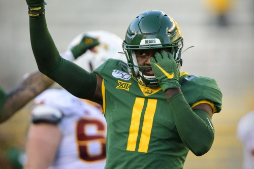 Eagles try out undrafted rookie cornerback