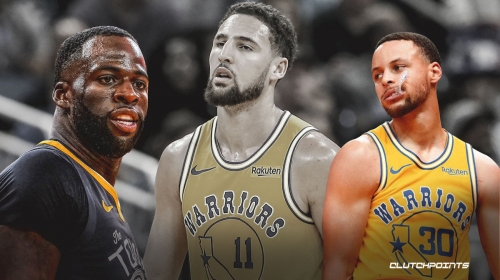 Warriors stars Stephen Curry, Draymond Green's reactions to Klay Thompson's Achilles tear