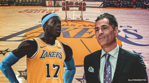 Dennis Schroder has long been Lakers target, claims Rob Pelinka