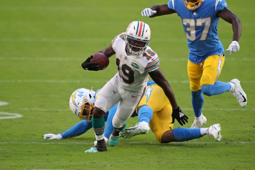 Who has the edge? Dolphins at Broncos