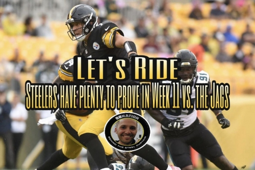 Podcast: The Steelers have plenty to prove in Week 11 vs. the Jaguars