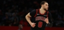 NBA Rumors: Warriors Could Acquire Zach LaVine To Replace Klay Thompson On Offense, 'Bleacher Report' Suggests