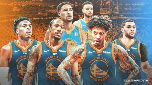 3 trades for Warriors after Kelly Oubre Jr. deal to get Stephen Curry his 4th title (without Klay Thompson)