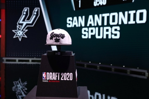 A fall to the lottery didn't rush the Spurs' process, whatever that process is