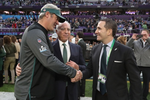 Not just one thing to blame for the Eagles' struggles