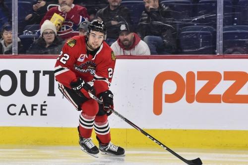 2020 Blackhawks Top 25 Under 25: Brandon Hagel at No. 17