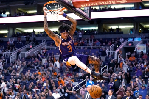 Former Phoenix Suns wing Kelly Oubre Jr. would be scary addition to Golden State Warriors