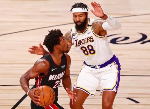 NBA Free Agency Rumors: Lakers Interested In Re-Signing Markieff Morris