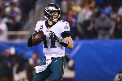 One very important reason to feel good about the Eagles this week