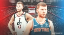 Rumor: Wizards want to quickly re-sign Davis Bertans, but Knicks are lurking