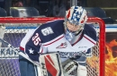 Wolves sign goaltender Beck Warm to AHL contract