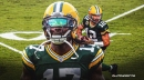 Packers WR Davante Adams good to go vs. Colts after injury scare