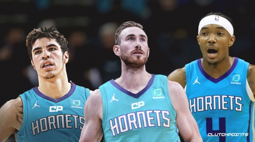 Hornets planning to pursue Gordon Hayward in free agency amid Pacers' chase
