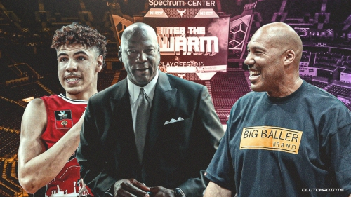 Hornets' LaMelo Ball's hilarious response to 1-on-1 game between Michael Jordan, father LaVar