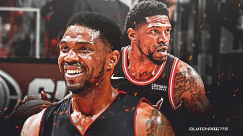 Udonis Haslem officially returns to Heat