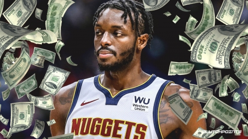 Jerami Grant agrees to 3-year, $60M deal with Pistons