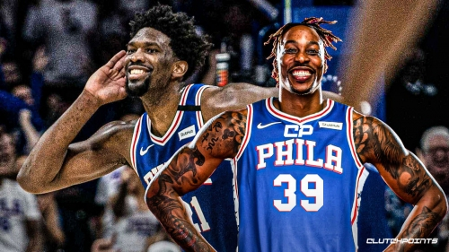 Joel Embiid played role in recruiting Dwight Howard to Sixers