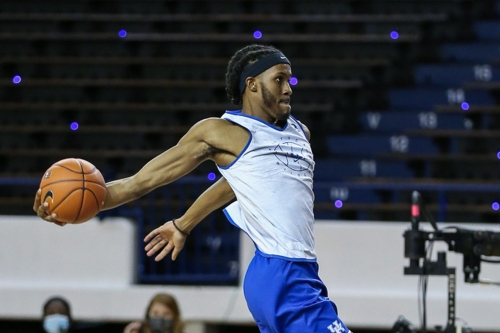 Twitter reactions to Big Blue Madness 2020