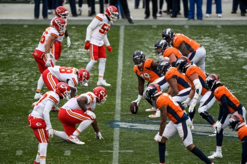 Broncos protection responsibilities are a group effort