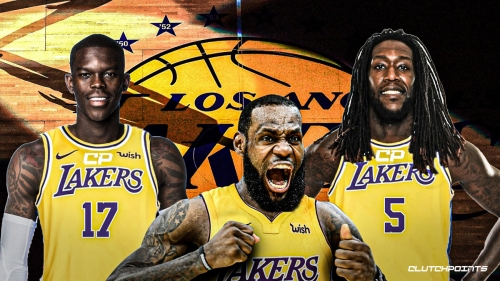 LeBron James' one emoji reaction to Lakers signing Montrezl Harrell, Dennis Schroder trade