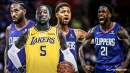 Clippers are 'shocked' Montrezl Harrell selected Lakers in free agency