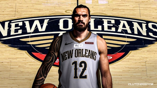 Pelicans finalizing deal to acquire Steven Adams from Thunder